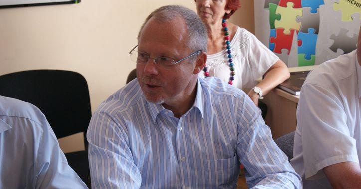 Cenimy sobie współpracę z ERKON – wywiad z wicemarszałkiem Jackiem Protasem