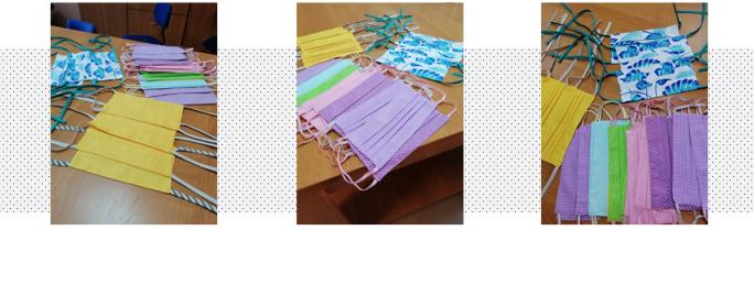 Kolorowe maseczki od ERKON-u