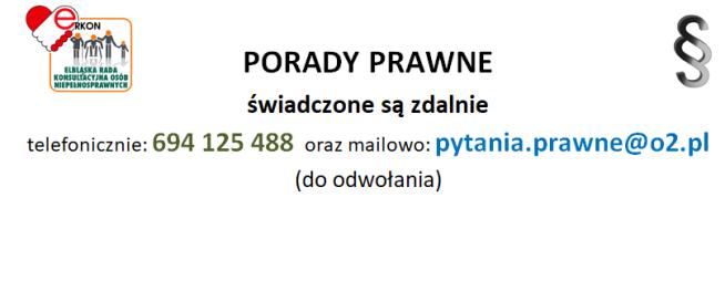 Zdalne porady prawne pod numerem telefonu: 694 125 488